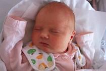 Kristýnka Doleželová, Přerov, narozena 1. února 2011 v Přerově, míra 48 cm, váha 3 730 g