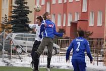 Starší dorostenci 1. FC Přerov porazili v posledním utkání vrstevníky z Bystřice a stali se vítězi turnaje.