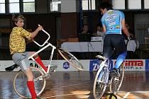 Kolisté mají za sebou kvalifikaci na mistrovství republiky juniorů.