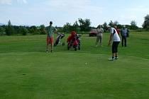 Golfový turnaj v Radíkově