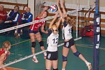 Volejbalistky PVK Přerov Precheza prohrály již páté utkání v řadě a s Tatranem Střešovice jsou týmem, který ještě nevyhrál.