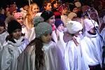 Česko zpívá koledy 2018 na hranickém náměstí