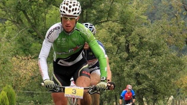 Cyklisté hranického týmu měli nabitý víkend.