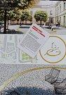 č.12. Autor: Václav Kocián, Natalie Chalcarzová spolupráce Miroslava Panáčková. Návrh památníku TGM v Hranicích