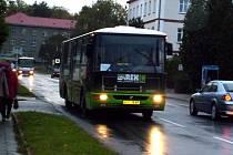 Firma ČSAD Frýdek-Místek zahájila svoji činnost již od čtvrtka 2. října.