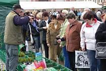 Farmářské trhy v Hranicích