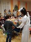 Tradiční mikulášská nadílka městské policie opět potěšila desítky dětí