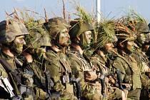 Vojáci praporu jsou připraveni na další z náročných prověrek