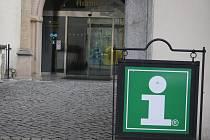 Turistické informační centrum v Hranících
