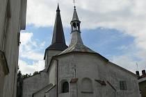 Kostel svatého Bartoloměje v Potštátě