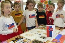 Školáci se učili o EU