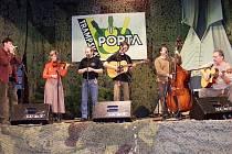 Country kapela The Šůtrs.
