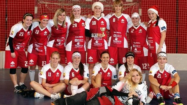 Vánoční turnaj žen