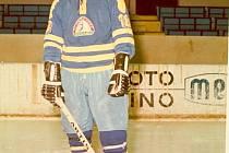 Josef Kostiha přišel do týmu Meochemy Přerov v roce 1972 z Nového města nad Metují.