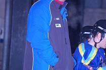 Lubomír Oslizlo, trenér HC ZUBR Přerov.