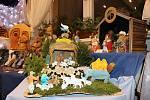 Výstava betlémů a vánočních tradic 2019 v hranické Galerii M+M
