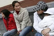 Zájem o výuku českého jazyka mají například Vietnamci.