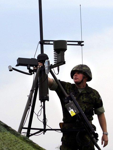 Vojenský výcvikový prostor Libavá patřil spojařům.