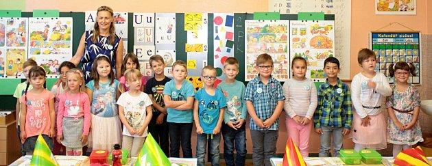 Základní škola Struhlovsko Hranice  1.B