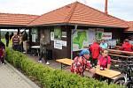 Den s regionem Hranicka přilákal do areálu golfového klubu v Radíkově na dvě stovky lidí.