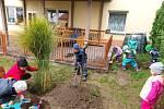 Mateřská škola ve Špičkách prošla rozsáhlou rekonstrukcí.