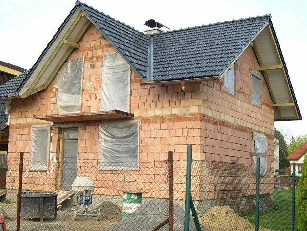 Novostavby jsou pro zloděje velkým lákadlem.