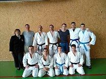 Prvoligový tým mužů Judo Železo Hranice