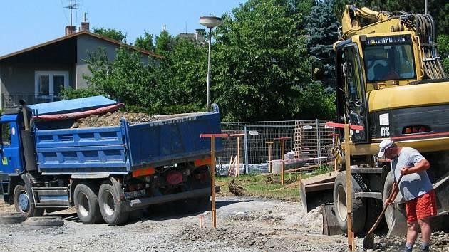 Rekonstrukce Skalní ulice
