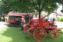 Před 115 lety vznikl v Týně nad Bečvou Sbor dobrovolných hasičů.