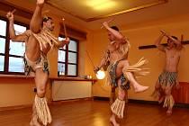 Capoiera - bojové umění i tanec.