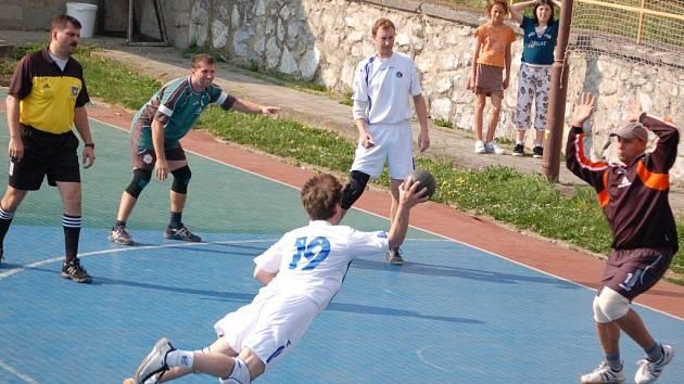 Žeravice popáté prohrály, tentokrát s Krčínem.