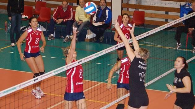 Přerov posedmé prohrál. Tentokrát podehl Olomouci.