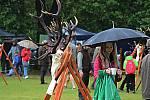 Na Libavé pořádali výstavu Myslivost, lesnictví a kůň, na které bylo k vidění několik stovek ulovených exponátů a další bohatý program.