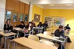 Základní škola v Potštátě modernizuje třídy.