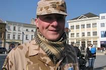 Vojenský kaplan Jaroslav Knichal