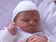 Emička Libichová, Hranice, narozena 2. února 2012 v Olomouci, míra 51 cm, váha 3500 g