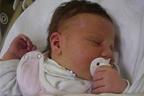Tereza Zemánková, Čekyně, narozena 16. 12. 2008 v Přerově, míra 53 cm, váha 4 300 g