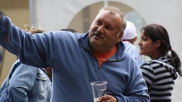 Pivní slavnosti v Bělotíně