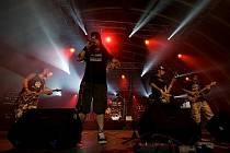 Olomoucká kapela Hazydecay.