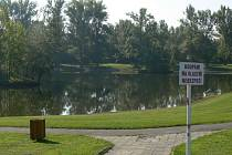 Laguna bývala vyhledávaným místem ke koupání.