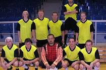 Fotbalový tým IPA Hranice.