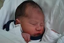 Michal Vrána, Přerov, narozen 3. září 2010 v Přerově, míra 50 cm, váha 3 270 g