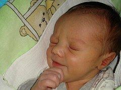 Dominik Šoc, Hranice, narozen 9. února 2012 v Novém Jičíně, míra 51 cm, váha 3 420 g