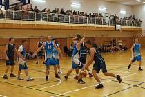 Hraničtí basketbalisté poslední domácí utkání vyhráli