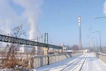 """Z průzkumu Deníku mezi velkými podniky ve městě vyplynulo, že nejvíce zasaženy """"ruským embargem"""" by byly přerovská chemička a slévárna."""