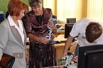 Díky investici za 8,5 milionu korun mají nyní studenti novou počítačovou učebnu.