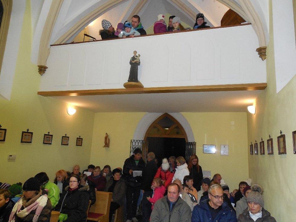Česko zpívá koledy ve Skaličce