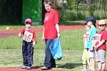 Malí sportovci se utkali na olympiádě.
