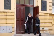 Většina přerovských škol se před vstupem nezvaných hostů dobře chrání.