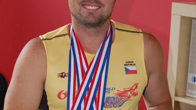 Martin Prchal, kapitán Moravian Dragons.